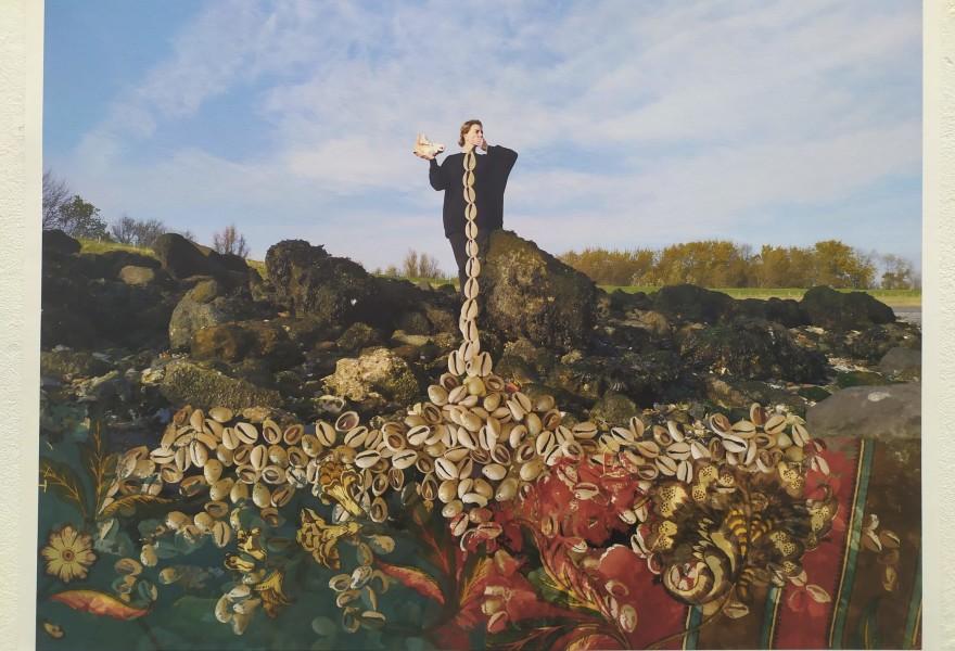 Lumen Travo - Untitled (Spirit of Changing Times)