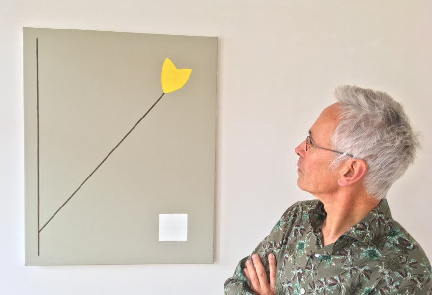 Ask an Art Collector… Jos van der Velde