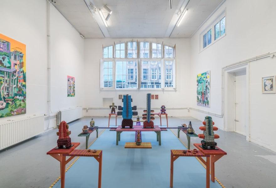 Toegankelijke kunst voor jonge verzamelaars