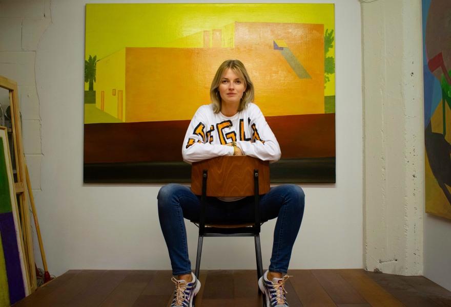 Ask an Art Collector… Noortje Veldhuizen