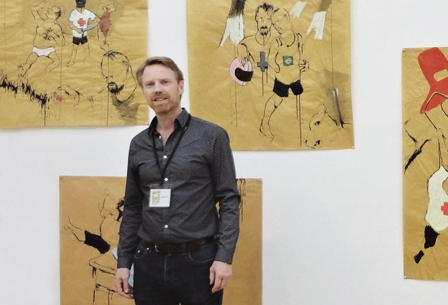 The gallery of… Jeroen Dijkstra