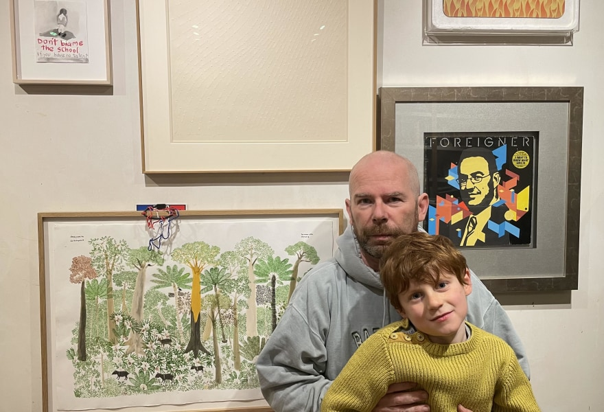 Ask an Art Collector… Marc Overman
