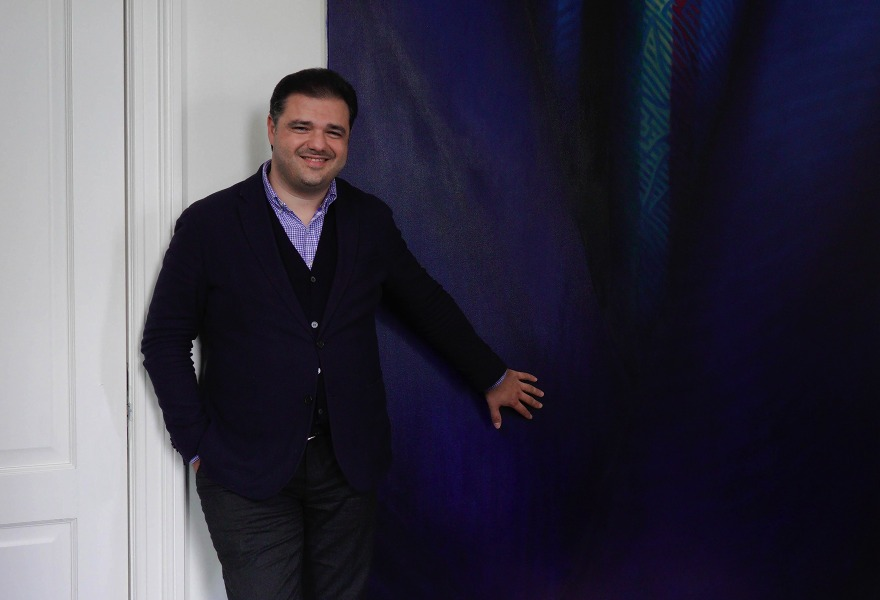 Ask an Art Collector… Ali Keles