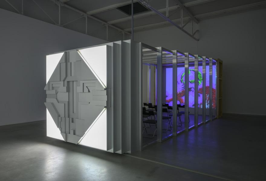 Zeno X Gallery keert terug naar Antwerpen Zuid met veel nieuw talent