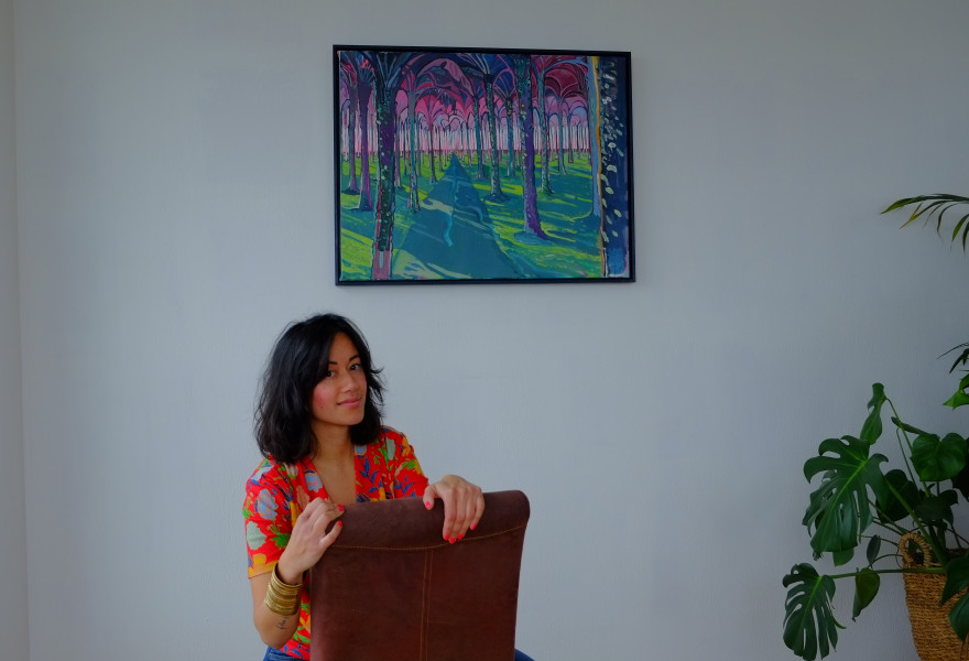 Ask an Art Collector… Jamuna Gouwerok