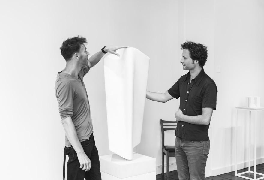 De galerie van... Brecht Callewaert & Yoeri Vanlangendonck