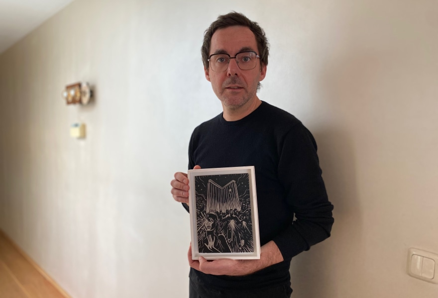 Ask an Art Collector... Ivo Victoria