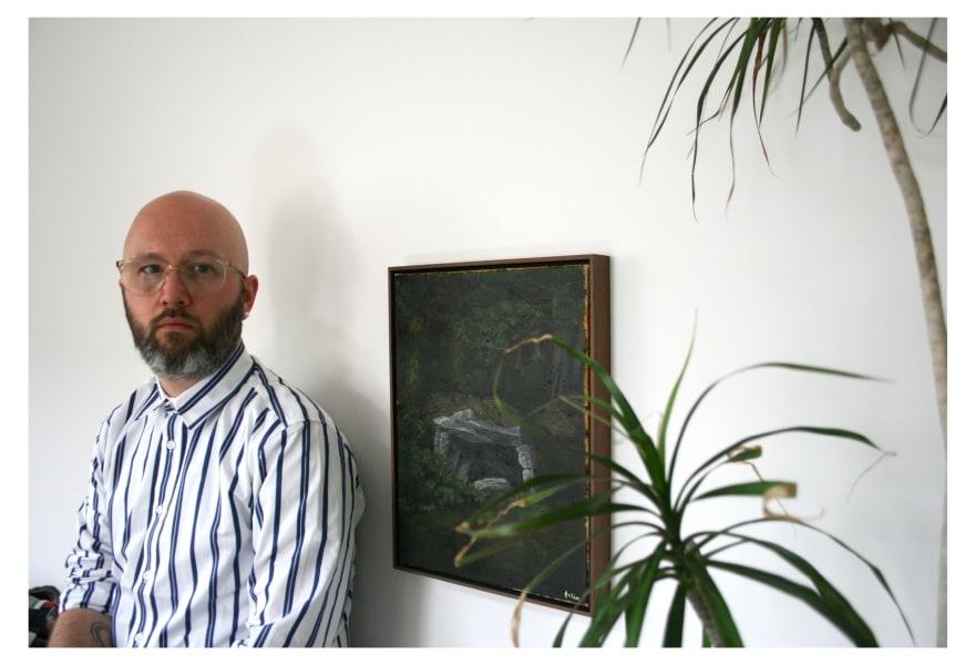 Ask an Art Collector … Angelo Tijssens