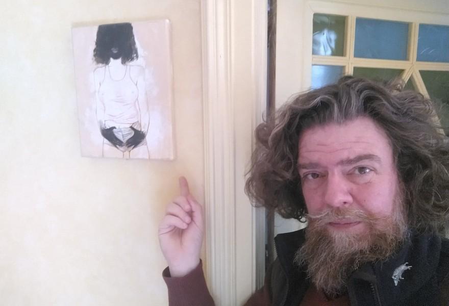 Ask an Art Collector… Jeroen Olyslaegers