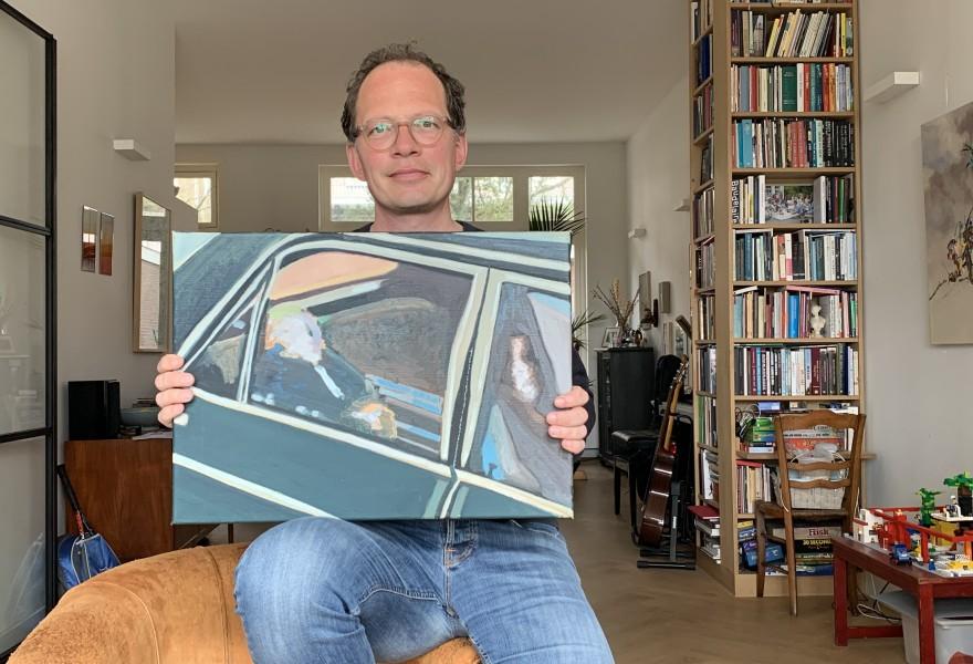 Ask an Art Collector... Jasper Henderson