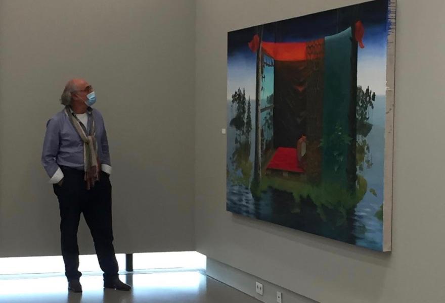 Ask an Art Collector... Jaap Rodrigues Pereira
