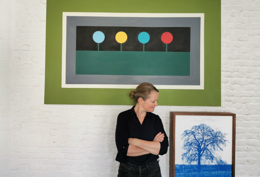 Ask an Art Collector... Stefanie Francis