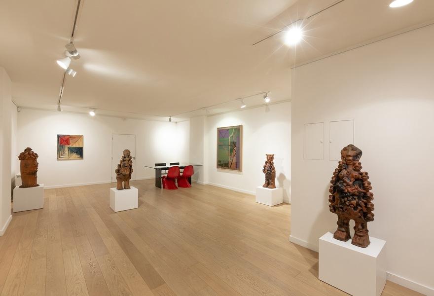 Mystieke kleisculpturen en het verkennen van grenzen