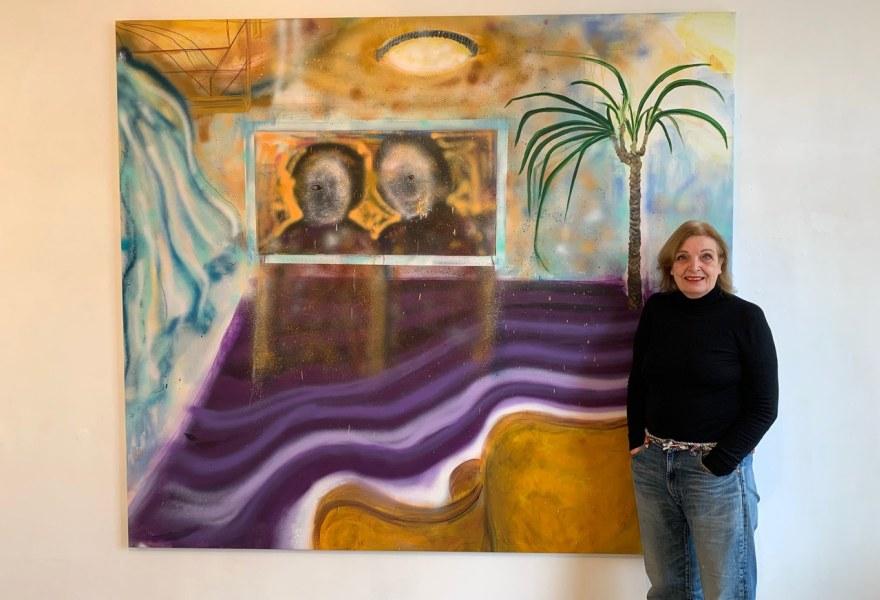The gallery of... Marianne van Tilborg