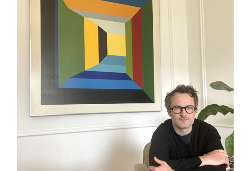 Ask an Art Collector... Tim Van Steenbergen