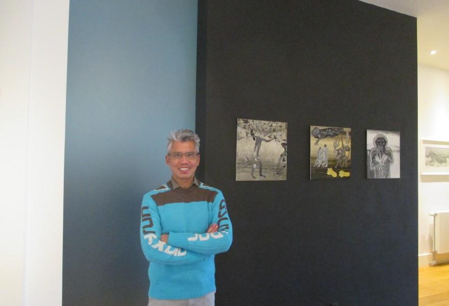 De galerie van... Frey Feriyanto