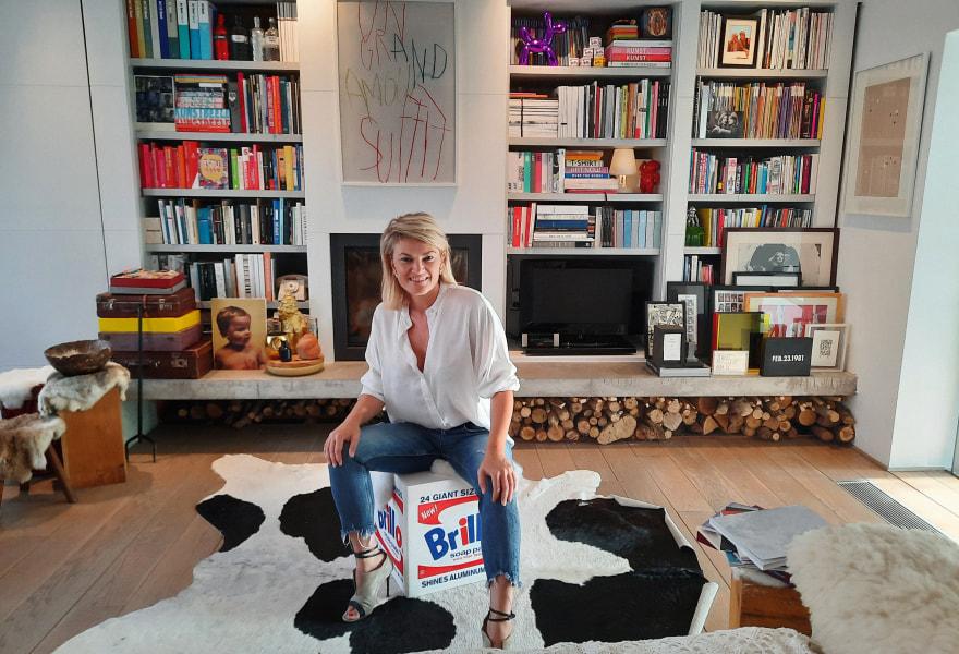 Ask an art collector… Lieselot Vandecappelle