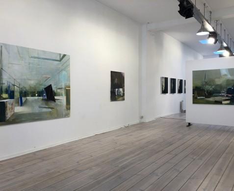 Annemieke Alberts – Framing the Landscape