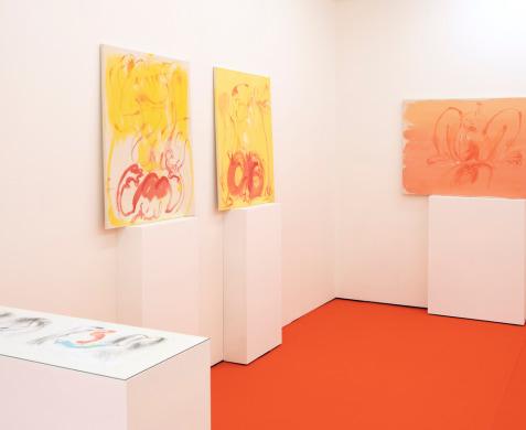 Online Gallery Visit bij Wilfried Lentz met Young Collectors Circle