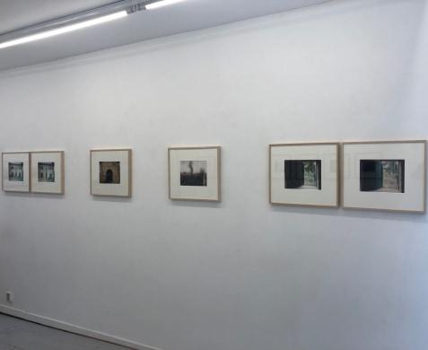 Duo exhibition 'Guido Guidi & Gerry Johansson: Diachrony at Galerie Wouter van Leeuwen
