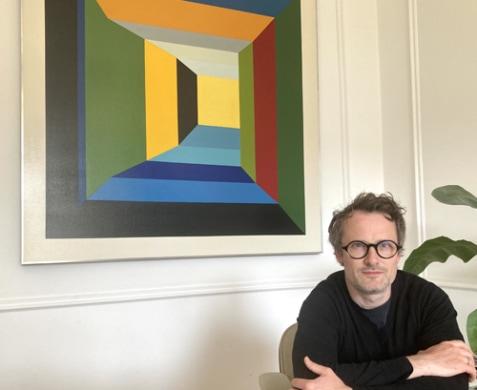 Ask an Art Collector... Tim Van Steenbergen