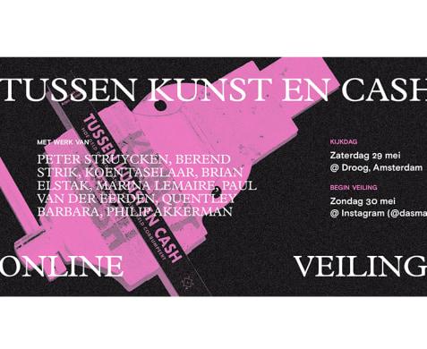 Das Mag X Kunst & Cash veiling