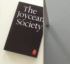 Dora García, The Joycean Society