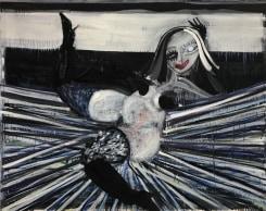 Gerben Mulder, Woman striking a pose