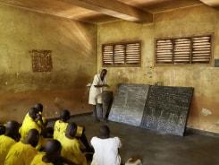 Jan Banning, Uganda, Biology Lessons, Level P, Kirinya Main Prison
