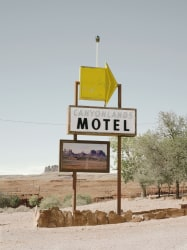 Anja Niemi, The Motel She Never Visited