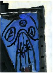 Marijn van Kreij, Untitled (Picasso, Jacqueline in the Studio, 1956)