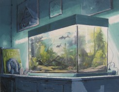 Sven Kroner, Im Aquarium 3