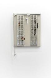 DAVID JABLONOWSKI, Miniature Paintings, Clouds (CNC), 2
