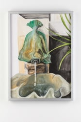 Juliette Blightman, Loved an Image (7th May) - Fish Fountain