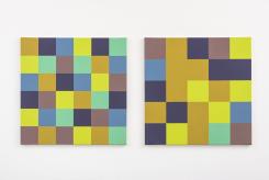 Peter Struycken, Kleurverhouding V
