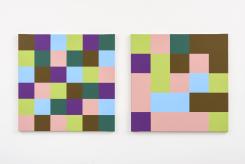 Peter Struycken, Kleurverhouding III