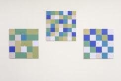 Peter Struycken, Articulatie van kleur 20 jan 16