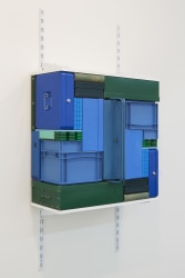 Michael Johansson, flip shelf - handle with care