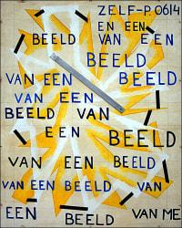 Mat van der Heijden, Zelf-P.0614