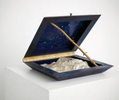 Marinus Boezem, Della scultura & La Luce