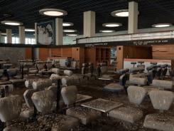 Jan Banning, Airport Lounge