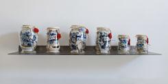 Bouke de Vries, Memory Vessel drug jars