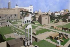 Robert Seidel, Forum Romanum