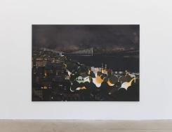 Robert Seidel, Am Bosporus (bei Nacht)