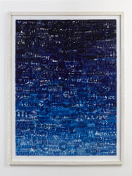 Cristina Lucas, Monochrome (Blue)