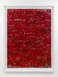 Cristina Lucas, Monochrome (Red)
