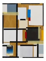 Jochen Mühlenbrink, Ohne Titel (Wood)