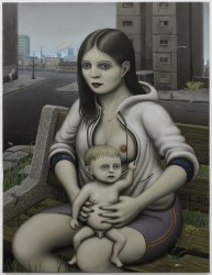 Michael Kirkham, Mother and Child