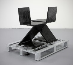 Marc Bijl, ZZ Top (After Rietveld)