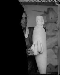 Dana Lixenberg, Louise Bourgeois, 1994